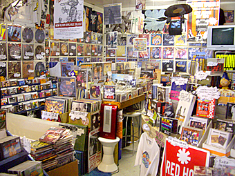 Currently we stock over 6,500  secondhand CDs...