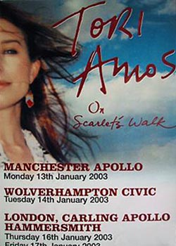 Reload Records Sell Collectable Posters Tori Amos On